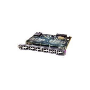 Cisco WS-X6348-RJ45V Switching Module - Switch - 48 ports