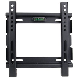 "10"" - 32"" LCD Monitor/TV Wall Mount Bracket (Black)"