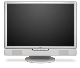 NEC 20in Wide multimedia GX2 monitor 20WMGX2-R