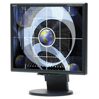 NEC 1940CX-BK 19in MultiSync LCD monitor - Black
