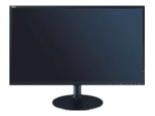 NEC MultiSync EX231W-BK 23in. Widescreen LCD Monitor