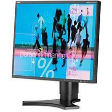 NEC LCD1990FXP-BK 19in LCD monitor - Black