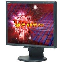 NEC MultiSync LCD2070NX-BK 20.1in TFT active matrix LCD display w/ USB hub