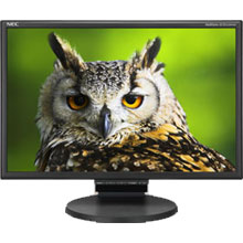 NEC MultiSync LCD225WNXM-BK 22in Monitor