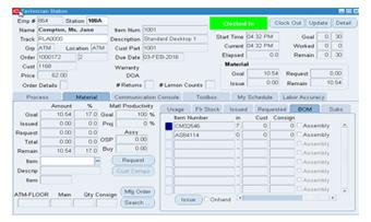 Screening & Configuration Services